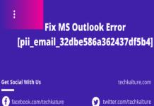 Fix [pii_email_32dbe586a362437df5b4] Error Code in Mail